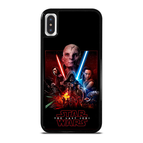 Star Wars The Last Jedi iPhone X / XS Case