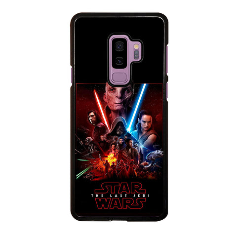 Star Wars The Last Jedi Samsung Galaxy S9 Plus Case