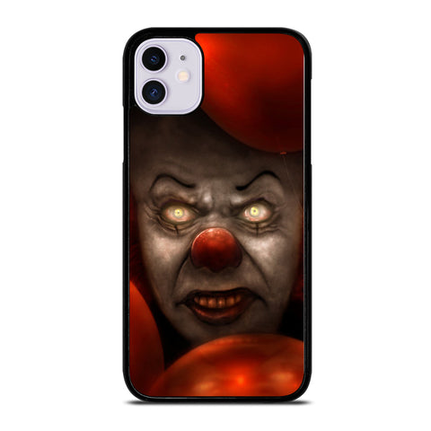 Stephen King's It Pennywis Face iPhone 11 Case
