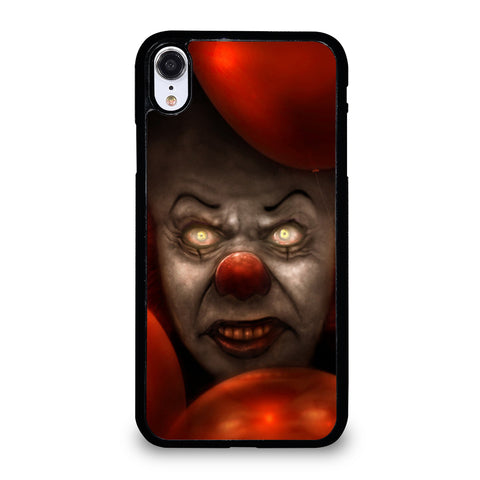 Stephen King's It Pennywis Face iPhone XR Case