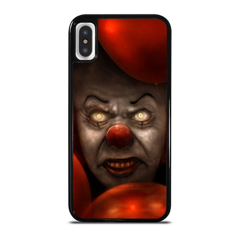 Stephen King's It Pennywis Face iPhone X / XS Case