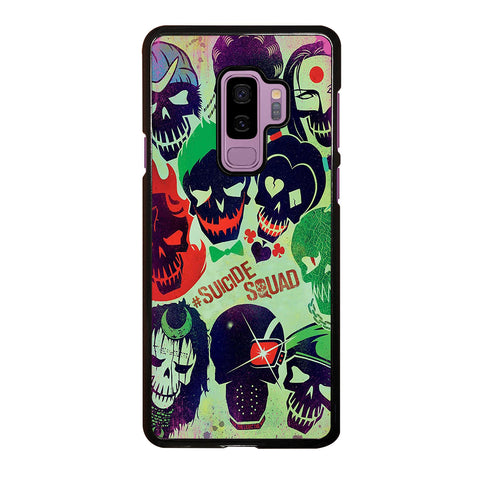 Suicide Squad Collage Samsung Galaxy S9 Plus Case