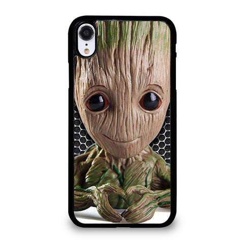 Super Cute Baby Groot iPhone XR Case