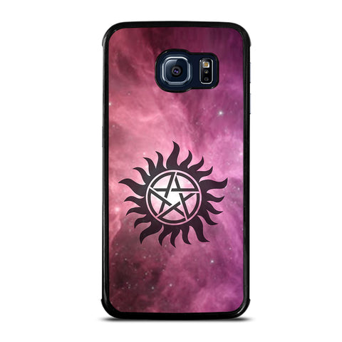 Supernatural Galaxy Samsung Galaxy S6 Edge Case