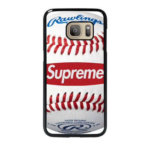 Supreme Rawlings Baseball Samsung Galaxy S7 Case