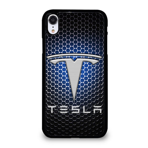 TESLA MOTORS CASE iPhone XR Case