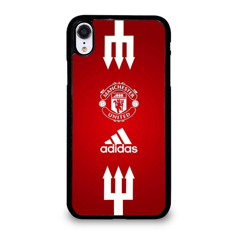 THE DEVIL OF ADIDAS iPhone XR Case