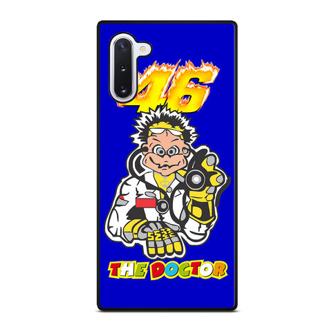 THE DOCTOR 46 Samsung Galaxy Note 10 Case