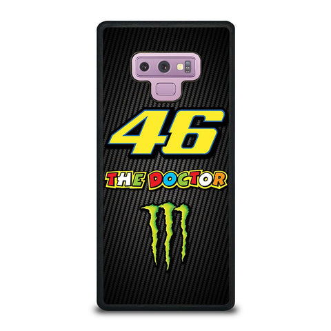 THE DOCTOR VALENTINO ROSSI Samsung Galaxy Note 9 Case