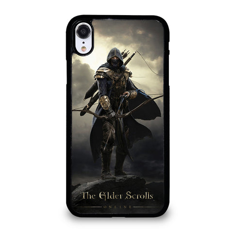 THE ELDER SCROLLS ONLINE iPhone XR Case