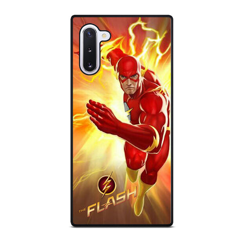 THE FLASH CHARACTER Samsung Galaxy Note 10 Case