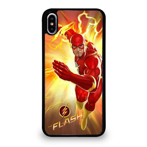 THE FLASH CHARACTER iPhone XS Max Case