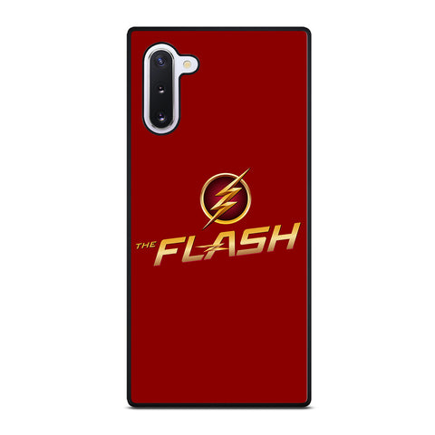 THE FLASH IN RED Samsung Galaxy Note 10 Case