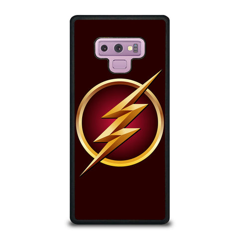 THE FLASH LOGO Samsung Galaxy Note 9 Case