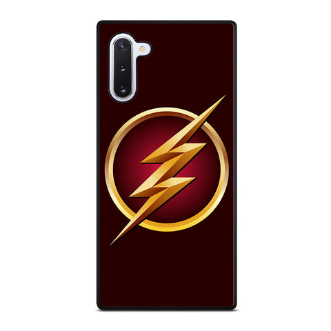 THE FLASH LOGO Samsung Galaxy Note 10 Case