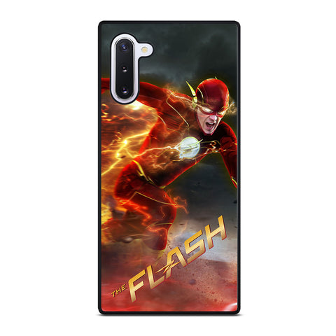 THE FLASH SUPERHERO Samsung Galaxy Note 10 Case