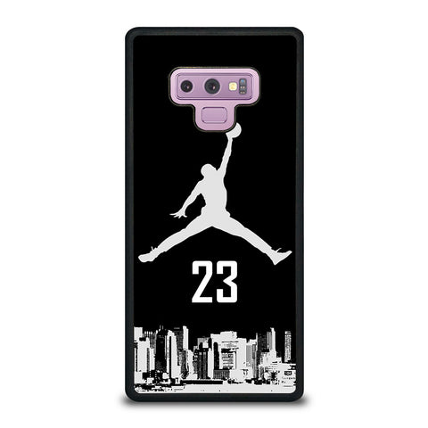 THE GREAT MICHAEL JORDAN Samsung Galaxy Note 9 Case