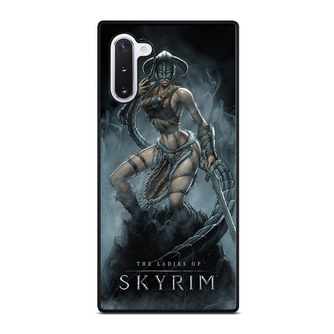 THE LADIES OF SKYRIM Samsung Galaxy Note 10 Case
