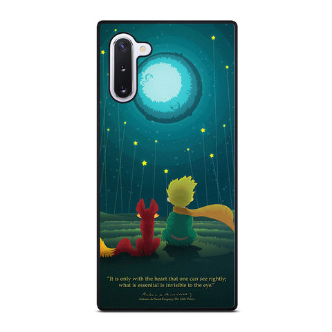 THE LITLE PRINCE QUOTE Samsung Galaxy Note 10 Case