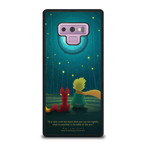 THE LITLE PRINCE QUOTE Samsung Galaxy Note 9 Case