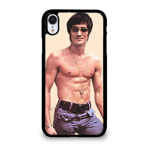 THE SEXY BRUCE LEE iPhone XR Case