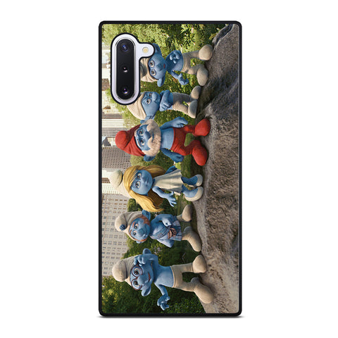 THE SMURFS Samsung Galaxy Note 10 Case