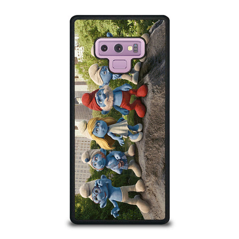 THE SMURFS Samsung Galaxy Note 9 Case