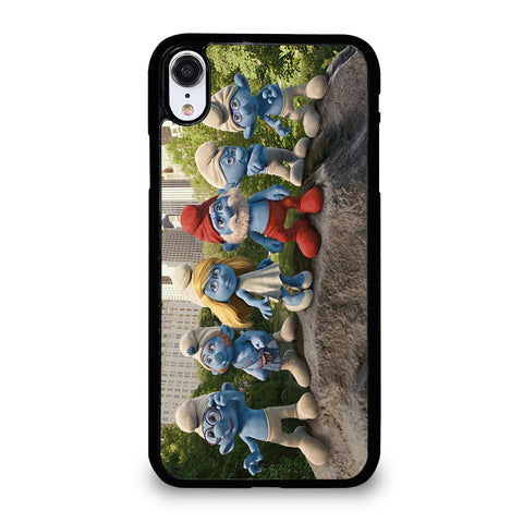 THE SMURFS iPhone XR Case