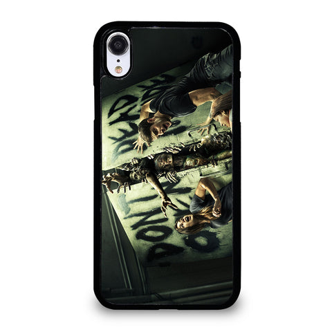 THE WALKING DEAD BOX iPhone XR Case