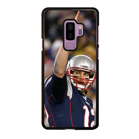 TOM BRADY FOOT BALL Samsung Galaxy S9 Plus Case