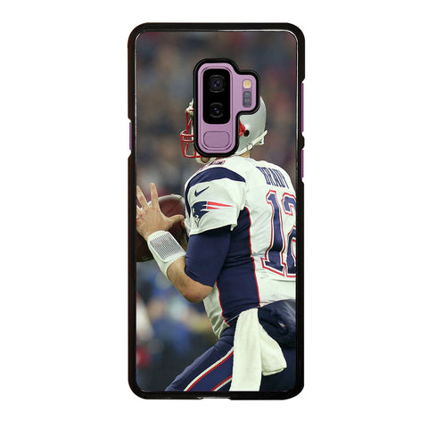 TOM BRADY SUPER BOWL Samsung Galaxy S9 Plus Case