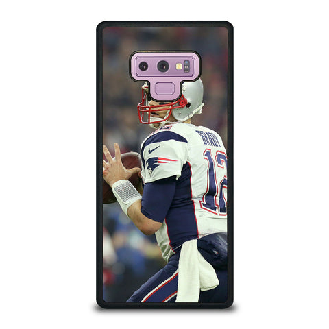 TOM BRADY SUPER BOWL Samsung Galaxy Note 9 Case