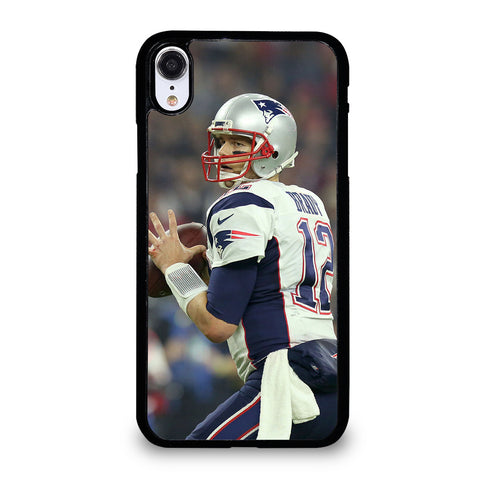 TOM BRADY SUPER BOWL iPhone XR Case
