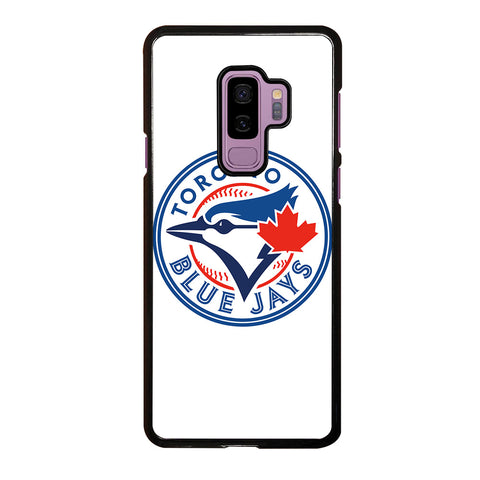 TORONTO BLUE JAYS WHITE Samsung Galaxy S9 Plus Case