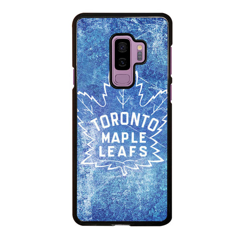 TORONTO MAPLE LEAFS LOGO Samsung Galaxy S9 Plus Case