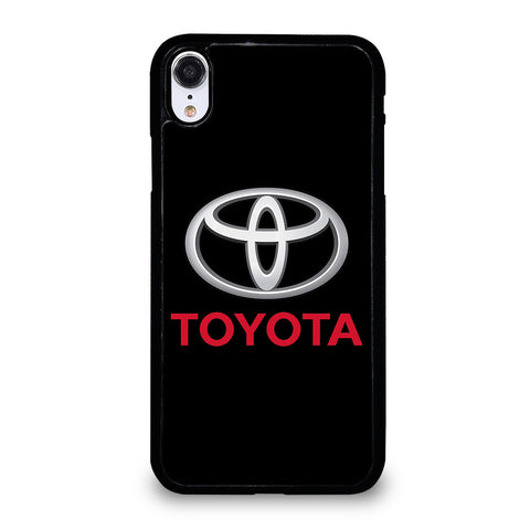 TOYOTA LOGO iPhone XR Case