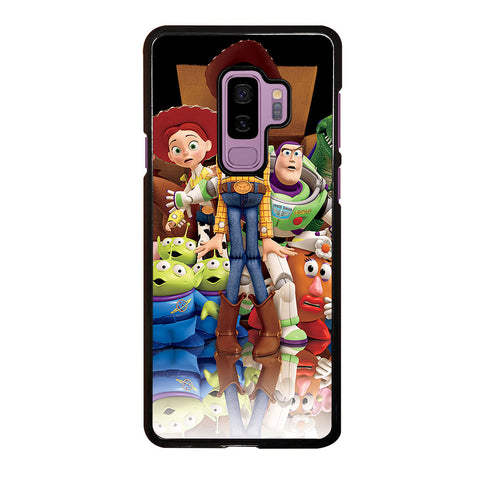 TOY STORY 4 PLOT Samsung Galaxy S9 Plus Case