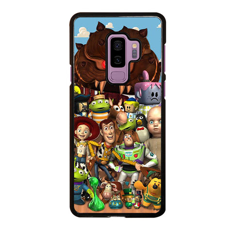 TOY STORY FAMILY Samsung Galaxy S9 Plus Case