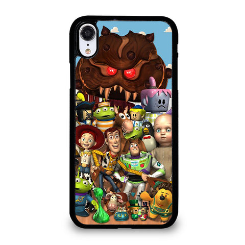 TOY STORY FAMILY iPhone XR Case