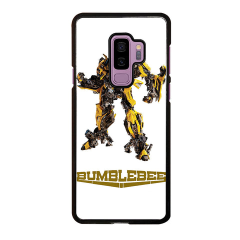 TRANSFORMERS BUMBLEBEE Samsung Galaxy S9 Plus Case