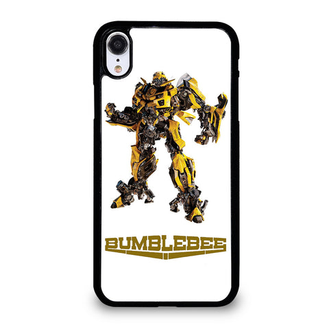TRANSFORMERS BUMBLEBEE iPhone XR Case