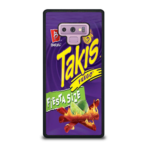 Takis Fuego Samsung Galaxy Note 9 Case