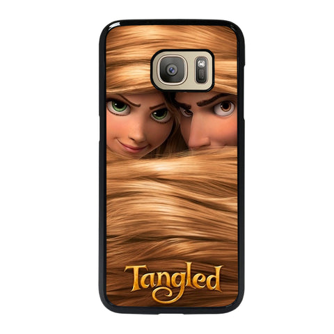 Tangled Rapunzel Samsung Galaxy S7 Case
