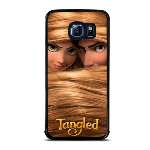 Tangled Rapunzel Samsung Galaxy S6 Edge Case