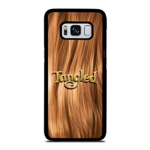 Tangled hair Samsung Galaxy S8 Case