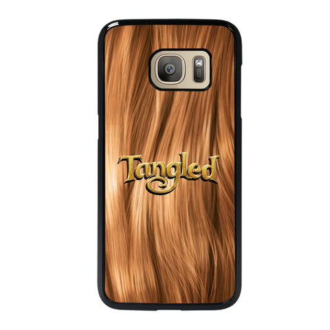 Tangled hair Samsung Galaxy S7 Case