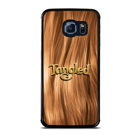 Tangled hair Samsung Galaxy S6 Edge Case