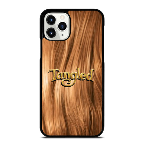 Tangled hair iPhone 11 Pro Case