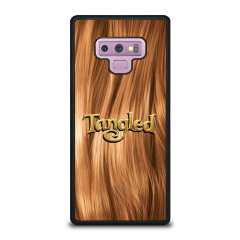 Tangled hair Samsung Galaxy Note 9 Case