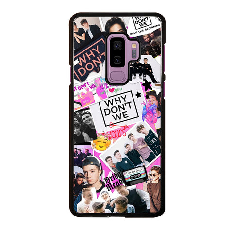 Teenage Why Don't We Dream Samsung Galaxy S9 Plus Case